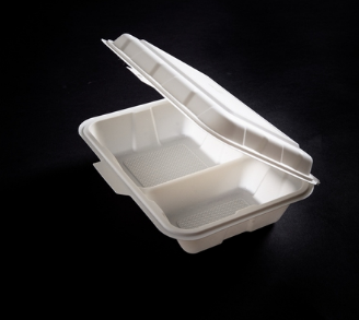 Degradable snack box